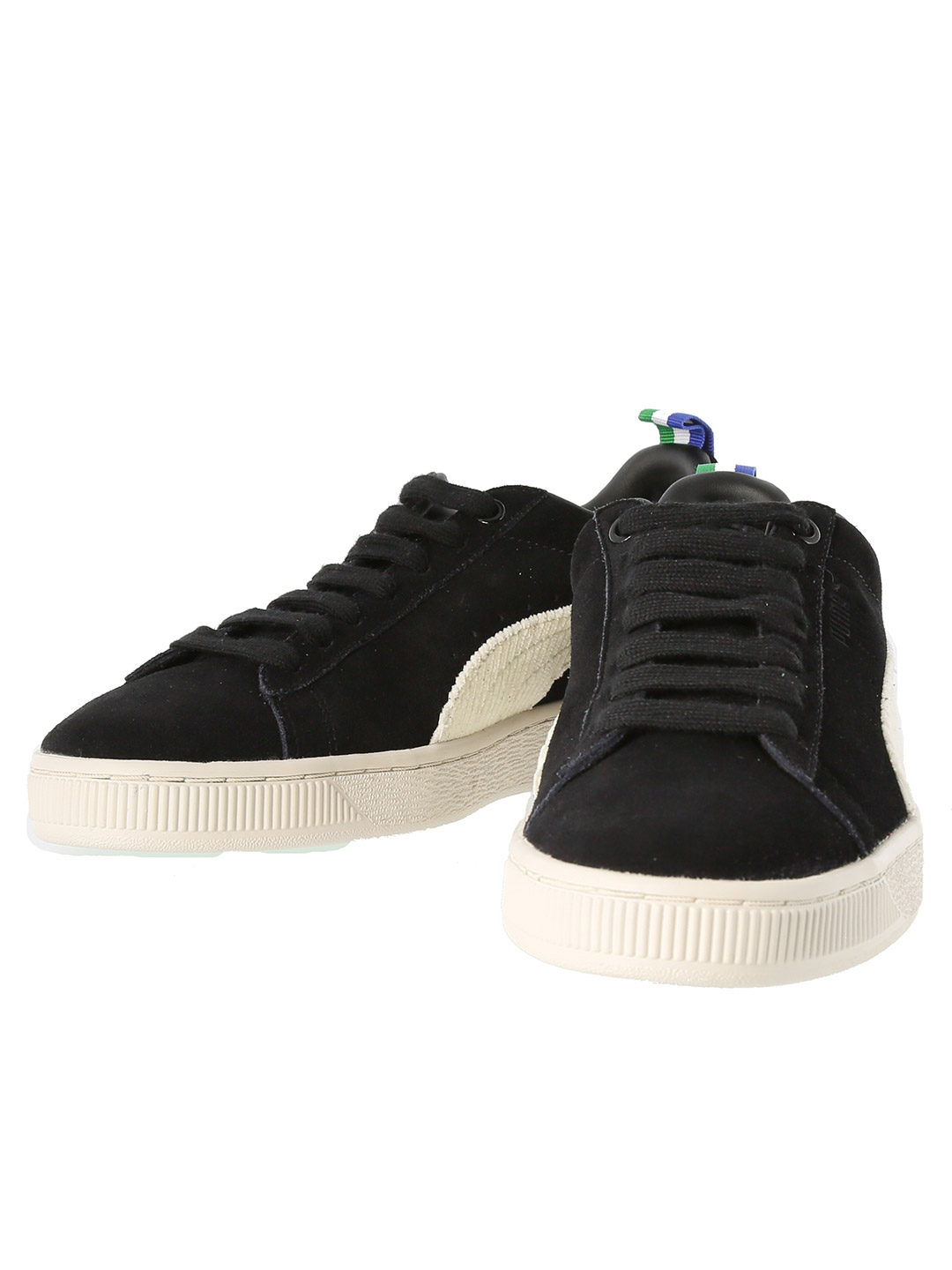 プーマ/PUMA PUMA X BIG SEAN SUEDE BLACK WHITE