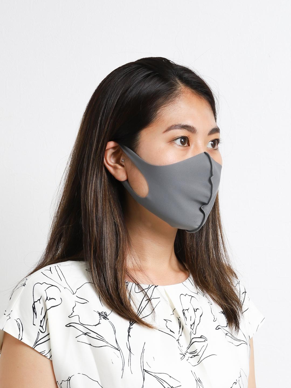 水着素材マスク(裏地無)カラー3枚セット