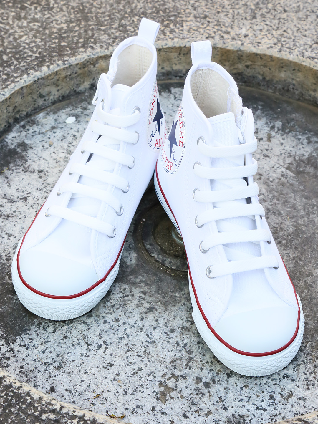 コンバース/CONVERSE CHILD ALL STAR N HUGEPATCH Z HI