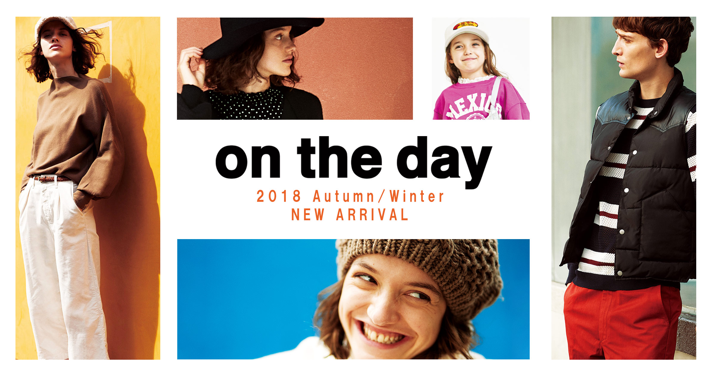 on the day new
