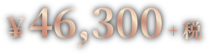¥46,300